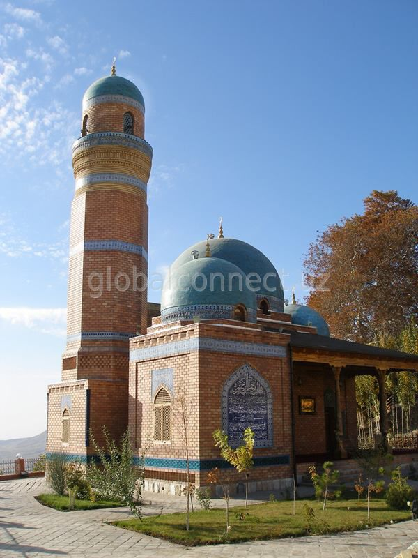 One of the mosques of Tashkent