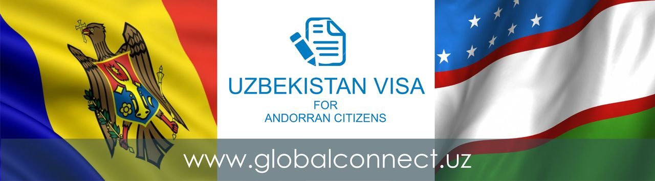 Uzbekistan visa for Andorran citizens
