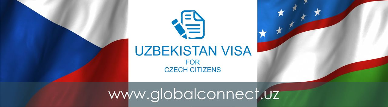 Uzbekistan visa for Czech citizens