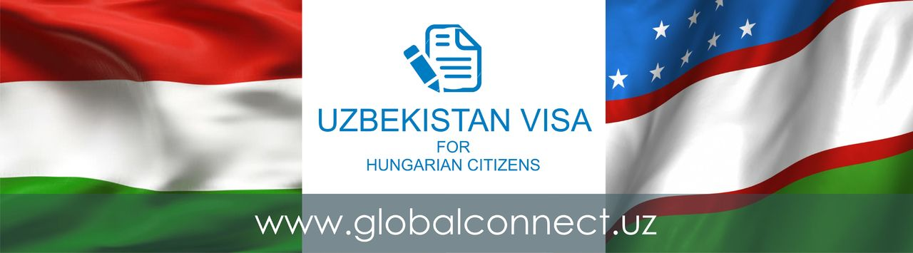 Uzbekistan visa requirements for Hungarian citizens