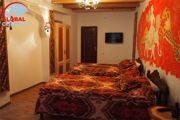 Bukhara Bibi-khanum cheap hotel