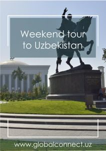 Weekend tour to Uzbekistan