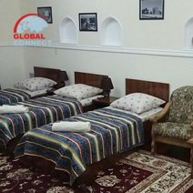 abu shakheen guest house hotel in bukhara