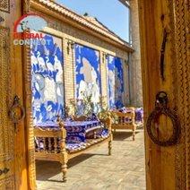 Caravan Serial hotel in Samarkand