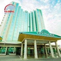 City Palace hotel in Tashkent