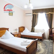 Crown Hotel in Tashkent 6