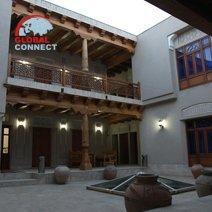 devon begi hotel in bukhara