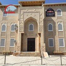 grand emir residence hotel in bukhara