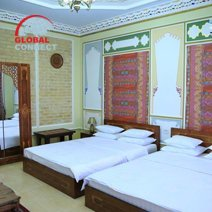 grand emir residence hotel in bukhara 2