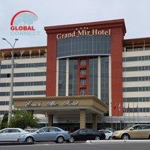 Grand Mir hotel in Tashkent
