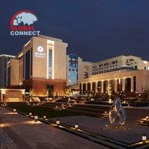 hyatt regency hotel in tashkent