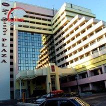 Le Grande Plaza hotel in Tashkent