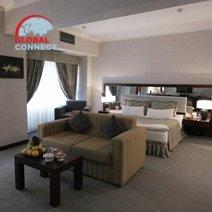 Le Grande Plaza hotel in Tashkent 6