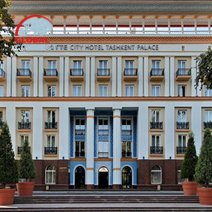 Lotte Hotel in Tashkent