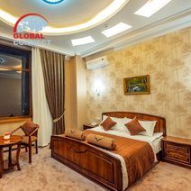 meros boutique hotel in samarkand
