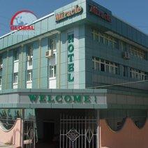 Miracle hotel in Tashkent