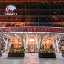 Miran Hotel in Tashkent