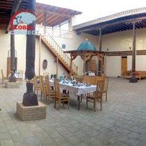 qosha darvoza hotel in khiva 10