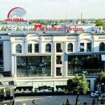 Royal Mezbon Hotel in Tashkent