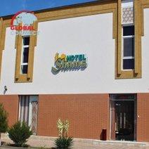 Shams Hotel in Bukhara