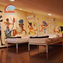 Triple hostel in Tashkent 2
