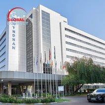 Wydlham hotel in Tashkent