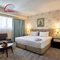 Wydlham hotel in Tashkent 2