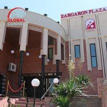 zargaron plaza hotel in bukhara