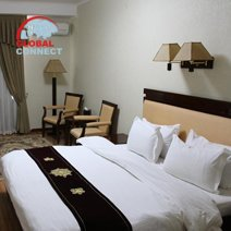 zargaron plaza hotel in bukhara 4