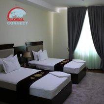 zargaron plaza hotel in bukhara 6
