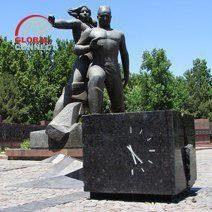 Monument of Courage in Tashkent 1