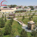 Mausoleum of St. Daniel, Samarkand