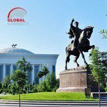 Amir Timur Square, Tashkent 1