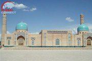 Kaffal-Shashi Mausoleum, Tashkent2