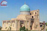 Kaffal-Shashi Mausoleum, Tashkent1