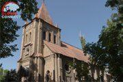 German Kirche - Sights in Tashkent2