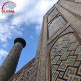 Sherdor Madrasah, Samarkand