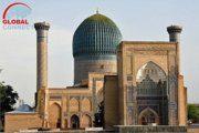 Gur Emir Mausoleum, Samarkand