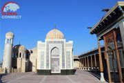 Mausoleum of the first President of Uzbekistan Islam Karimov in Samarkand