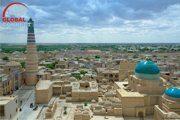 Islam Khoja complex in Khiva