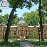 Romanov Palace - Tashkent