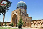 Bibi Khanym Mosque in Samarkand