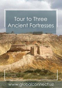 Tour to three Ancient Fortresses