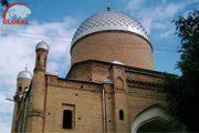 Mausoleum of Sheikh Zayniddin Bobo in Tashkent