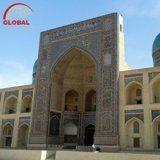Abdullazizkhan Madrasah in Bukhara