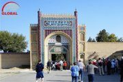Sitorai Mokhi-Khosa, Bukhara