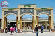 Siab Bazaar in Samarkand
