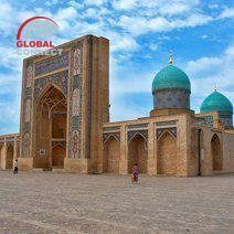 Hast-Imam - Religious Center of Tashkent 1
