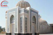 Mausoleum of the first President of Uzbekistan Islam Karimov, Samarkand