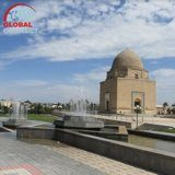 Rukhabad Mausoleum, Samarkand